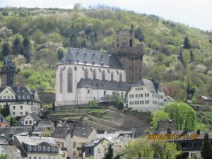 Another castle, Rhine Gorge