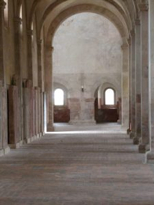 Inside view of Monastery